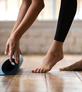 和緩塑身瑜珈