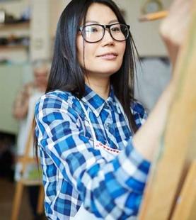 畫畫台北-小油畫風景寫生