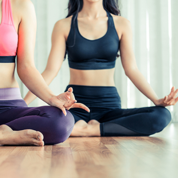 脊椎正位養身瑜伽提斯