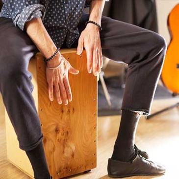 快樂上手木箱鼓