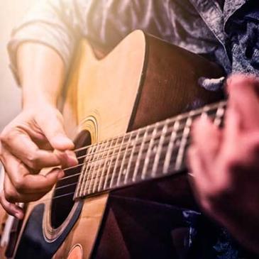 樂在吉他-從古典吉他認識音樂