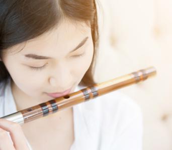 中國笛演奏