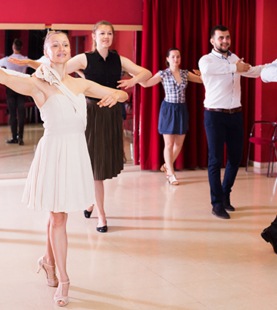 國際標準舞輕鬆學