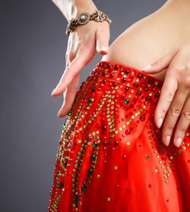 中東肚皮舞初級&寶來塢印度舞入門